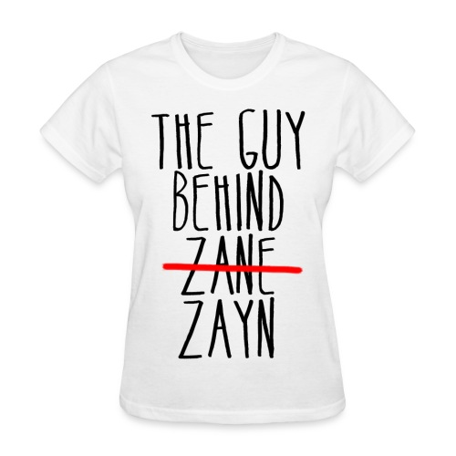 The Guy Behind Zayn Women's Standard Weight T-Shirt - Women's T-Shirt