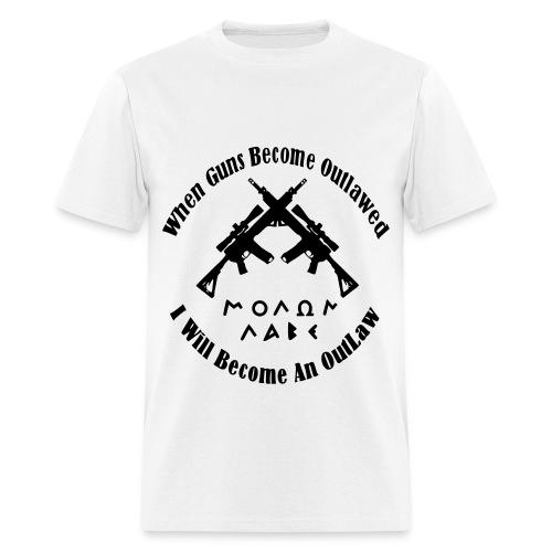 Outlawed - Men's T-Shirt