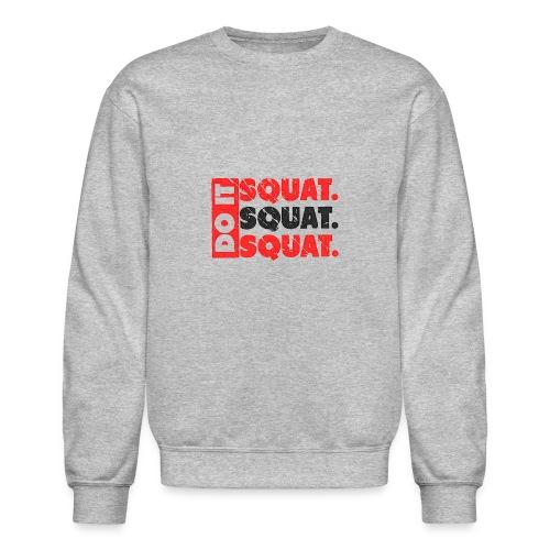Do It. Squat.Squat.Squat | Vintage Look