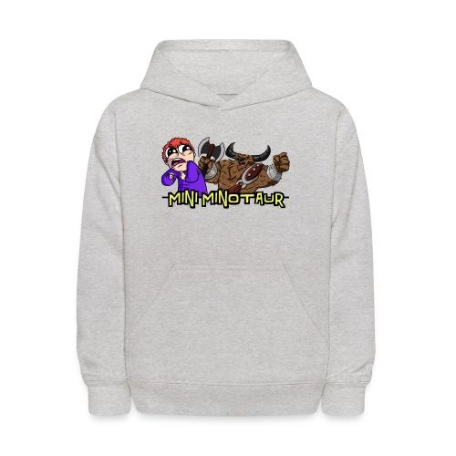 Mini Minotaur - Kids' Hoodie