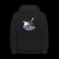 Sweatshirts ~ Kids' Hoodie ~ I Can Swing My Sword
