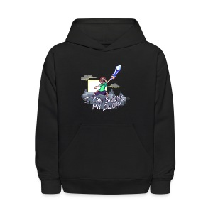 I Can Swing My Sword - Kids' Hoodie