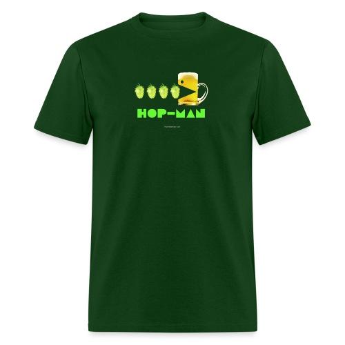 Hop Man Men's T-Shirt (Double Sided) - Men's T-Shirt