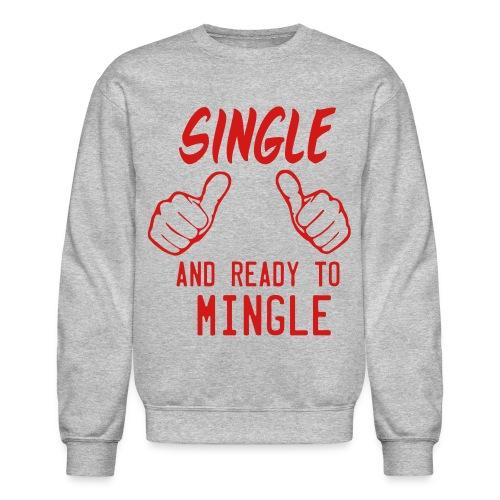dream world single sweatshirt - Crewneck Sweatshirt