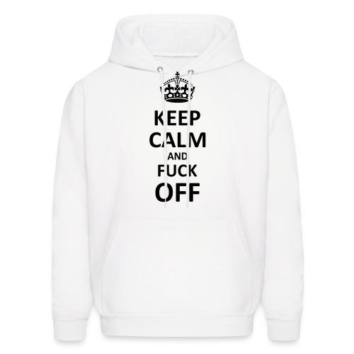 Keep Calm - Men's Hoodie