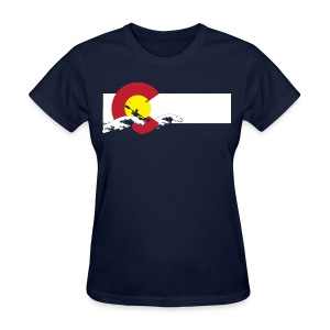 Colorado Relief Fund T-Shirt - Womens - Women's T-Shirt