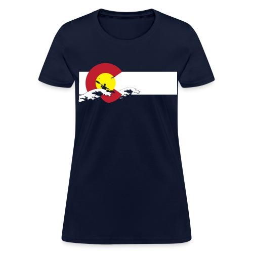 Colorado Relief Fund T-Shirt - Womens - Women's T-Shirt