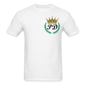 PD small crown jeweled. - Men's T-Shirt