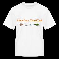 Kids' Shirts ~ Kids' T-Shirt ~ NorSo OreCal Predator T-Shirt