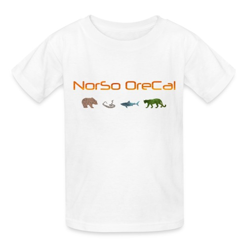 NorSo OreCal Predator T-Shirt - Kids' T-Shirt