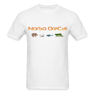 T-Shirts ~ Men's T-Shirt ~ NorSo OreCal Predator T-Shirt