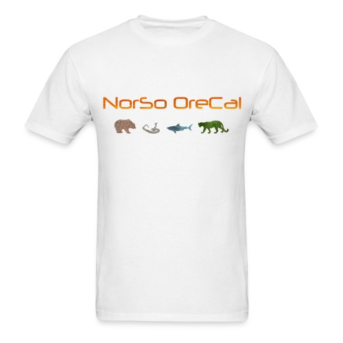 NorSo OreCal Predator T-Shirt - Men's T-Shirt