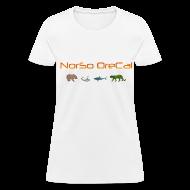 Women's T-Shirts ~ Women's T-Shirt ~ NorSo OreCal Predator T-Shirt