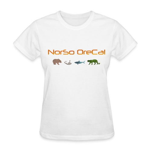 NorSo OreCal Predator T-Shirt - Women's T-Shirt