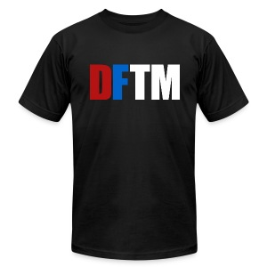 DFTM- DFTM - Men's T-Shirt by American Apparel