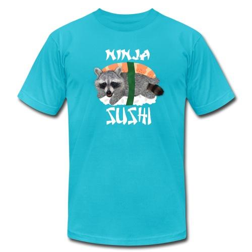 DFTM- Ninja Sushi - Men's Fine Jersey T-Shirt