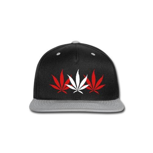 3 Plants - Snap-back Baseball Cap
