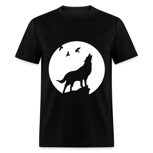 Wolf T-shirt - Men's T-Shirt