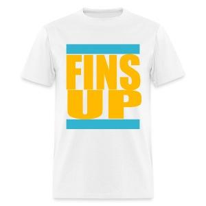 Fins Up Tee - Men's T-Shirt