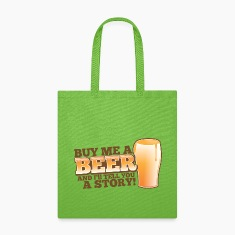 Buy me a BEER and I'll tell you a story! Bags & backpacks