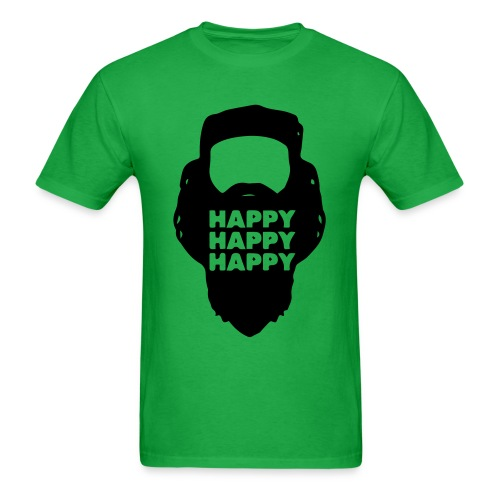 Happy Duck Dynasty Tee - Men's T-Shirt
