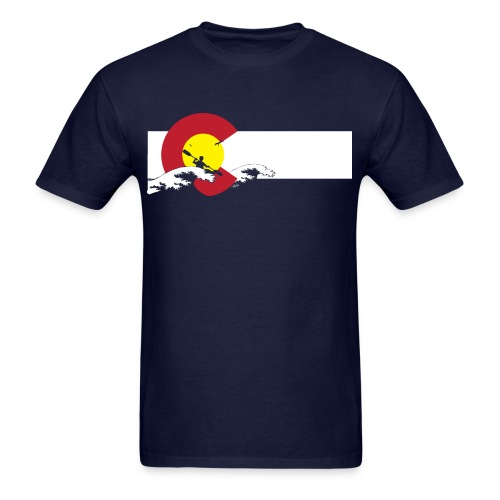 Colorado Relief Fund T-Shirt - Mens - Men's T-Shirt