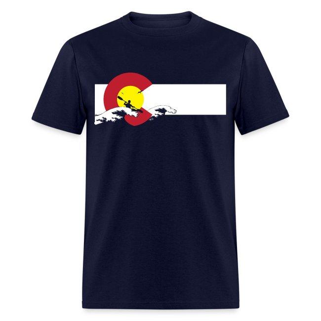 Colorado Relief Fund T-Shirt - Mens