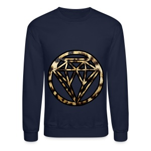 Diamond Print - Crewneck Sweatshirt