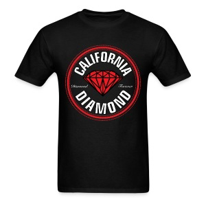Men's Cali Diamond Tee - Men's T-Shirt