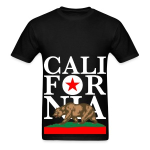 Men's Cali For Nia Slick Tee - Men's T-Shirt