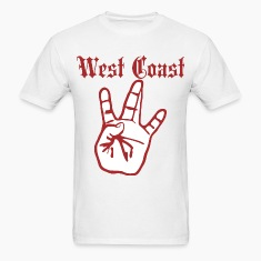 West Coast T-Shirts
