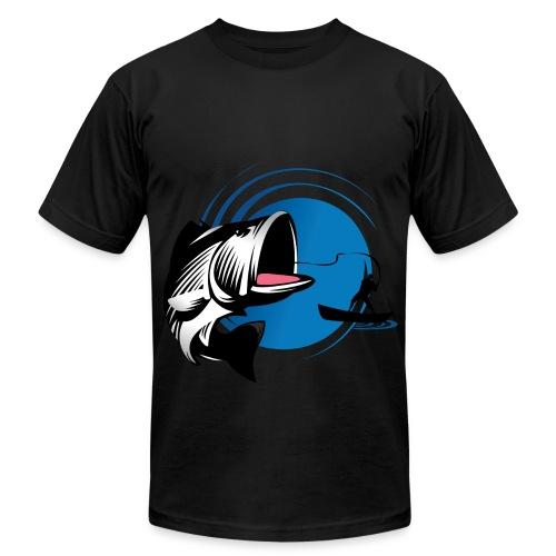 Men's Bass Angler Graphic Tee - Men's  Jersey T-Shirt