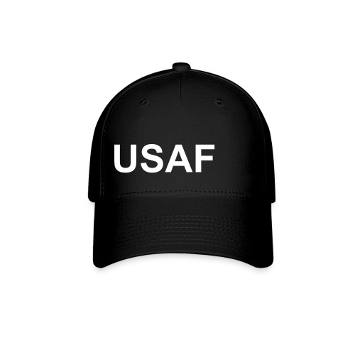 United States Air Force - Black Cap - Baseball Cap