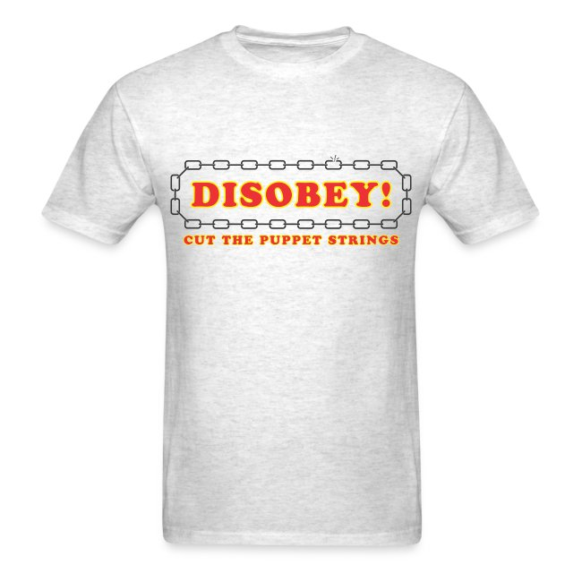 disobey cut strings