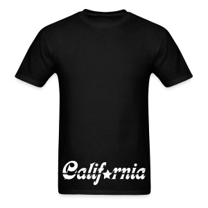 Men's Bottom Cali Tee - Men's T-Shirt
