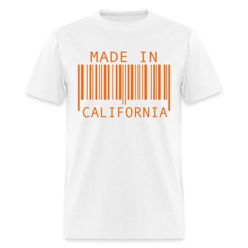 Men's Made In Cali Tee - Men's T-Shirt
