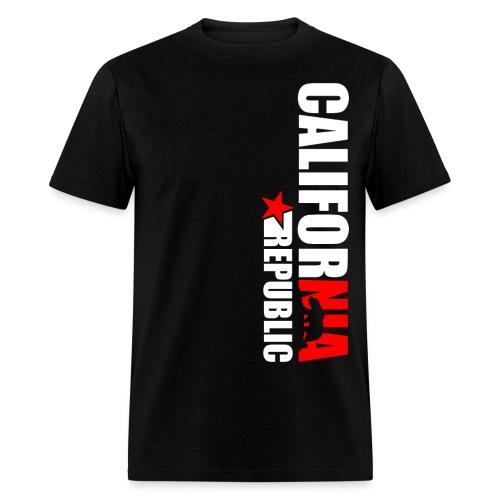Men's Cali Rep Tee - Men's T-Shirt
