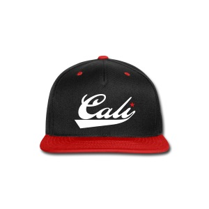 Hat - Red - Snap-back Baseball Cap