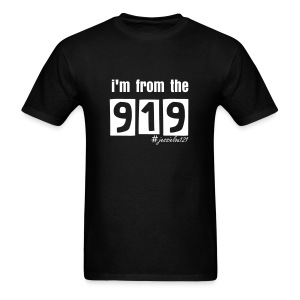I'm from the 919 - Men's T-Shirt