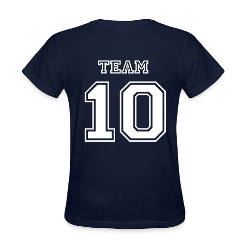 Team 10 - Women's T-Shirt