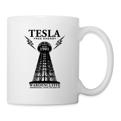 Tesla Coffee Mug - Coffee/Tea Mug