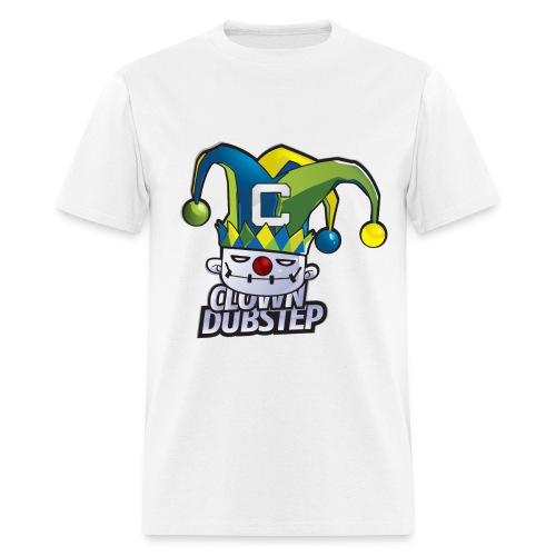 clowndubstep - Men's T-Shirt