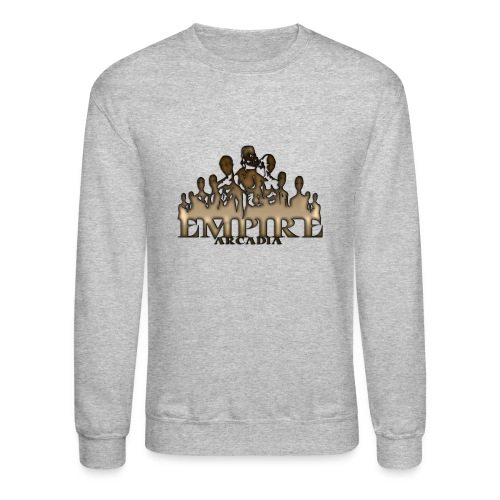 Crewneck Sweatshirt - tom brady,team,reo,noah,kdz,gaming,fgc,esports,Triforce,Empire Arcadia