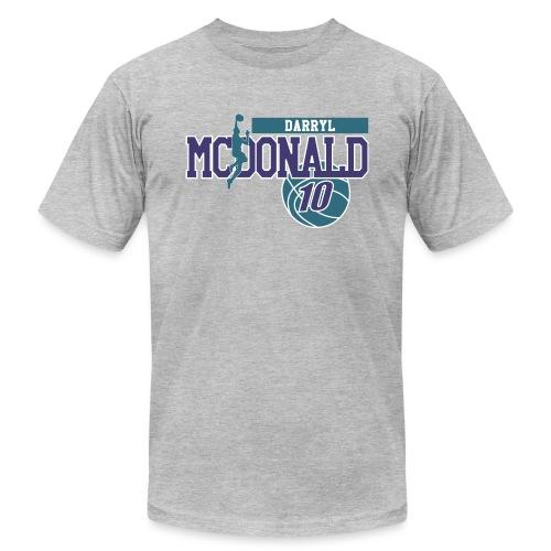 Darryl McDonald ball - Men's  Jersey T-Shirt