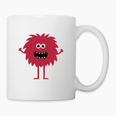 Funny Cute Monster Bottles & Mugs