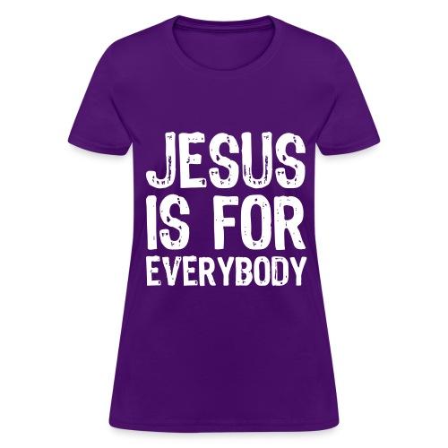 J.I.F.E (Women's) - Women's T-Shirt