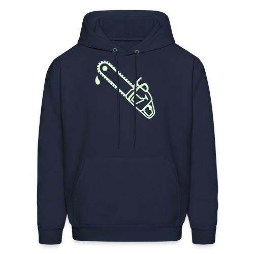 Chainsaw hoodie - Men's Hoodie