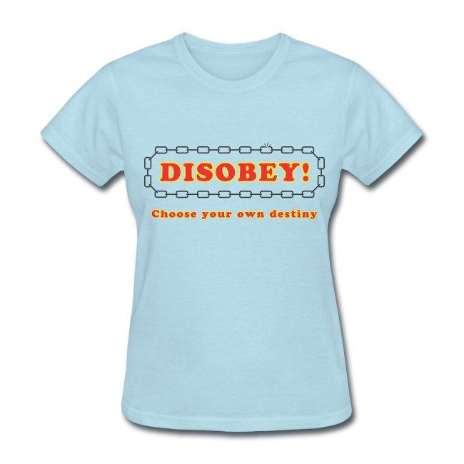disobey choose destiny f