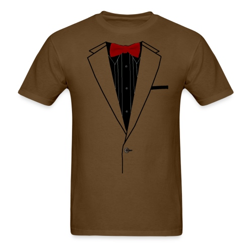 Doctor Who Bowtie - Men's T-Shirt