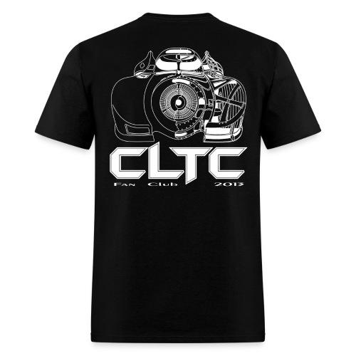 White CLTC Club SW Back - Men's T-Shirt